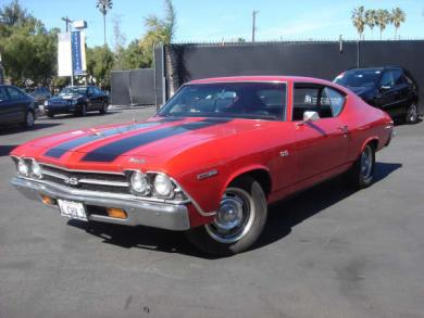 1969 Chevy Chevelle SS